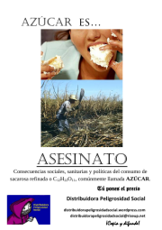 azucar-es-asesinato-portada